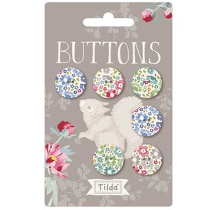 Woodland Buttons 18mm