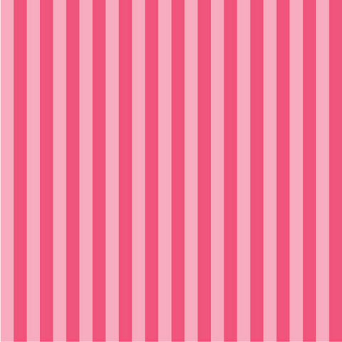 DS Staple Stripe Pink Fabric