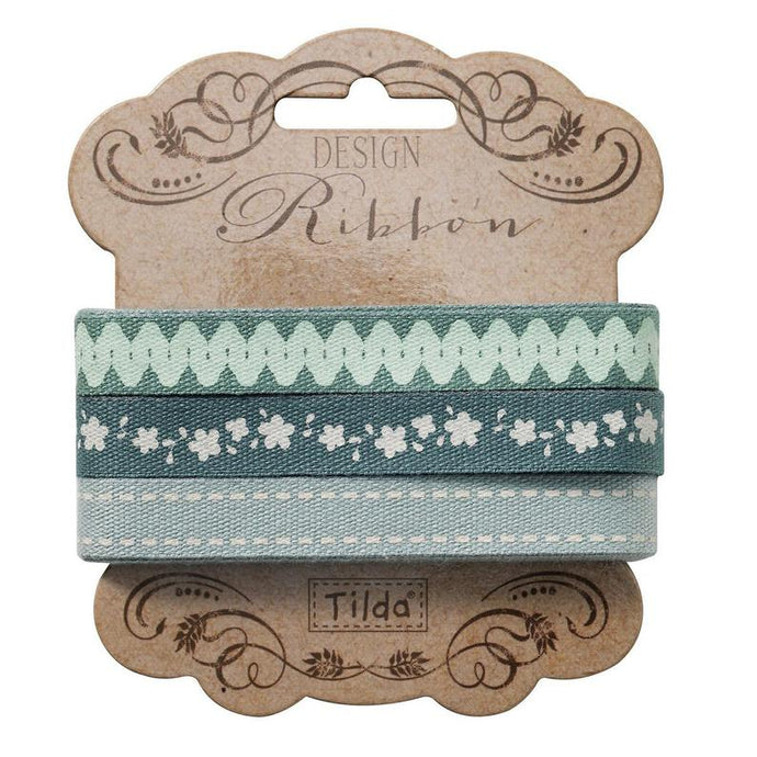 Blue Tilda Ribbon