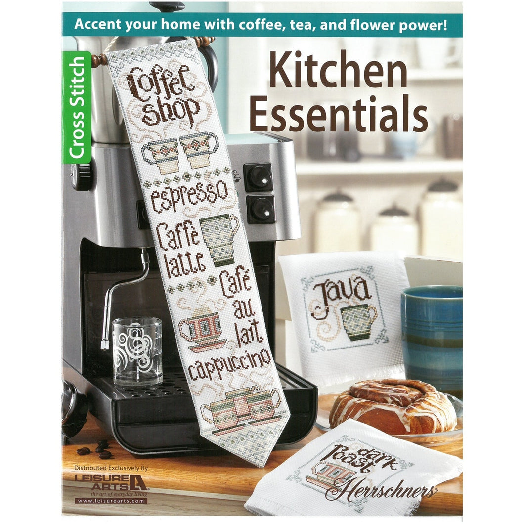 Kitchen Essentials Book