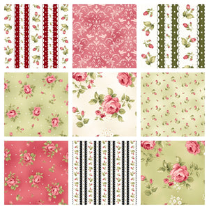 Welcome Home Flannel Fabric Bundle