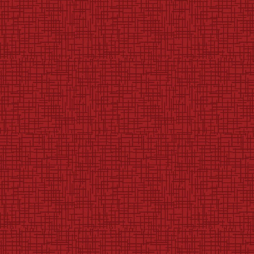 Bascially Hugs - Texture Red