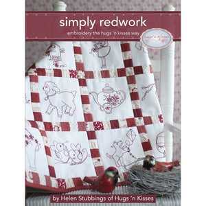 Simply Red Work Book