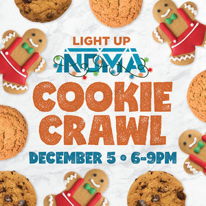 1st Annual Light Up NOMA & North Main Cookie Crawl