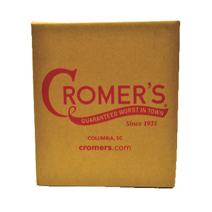 Roasted Peanuts, 10 lb. Box - $28.50, Roasted Peanuts, Cromers Pnuts, LLC - Cromers Pnuts, LLC