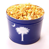 2 Gallon South Carolina Tin, South Carolina Tin, Cromers Pnuts, LLC - Cromers Pnuts, LLC