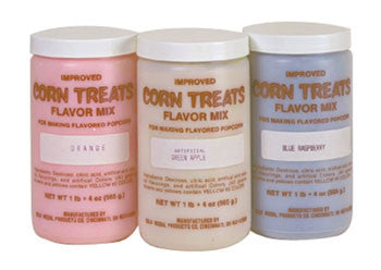 Corn Treat - Orange, 20 oz., Popcorn Supplies, Cromers Pnuts, LLC - Cromers Pnuts, LLC