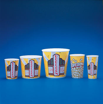 Popcorn Cups , (85 oz., (150 count)