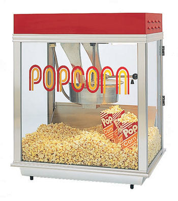 Econo Pop Popper 14 oz. 2121, Popcorn Equipment, Cromers Pnuts, LLC - Cromers Pnuts, LLC