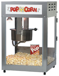 Pop Maxx Popper 12/14 oz. 2552, Popcorn Equipment, Cromers Pnuts, LLC - Cromers Pnuts, LLC