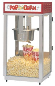 Super 88 Popper w/Light Sign 2489, Popcorn Equipment, Cromers Pnuts, LLC - Cromers Pnuts, LLC
