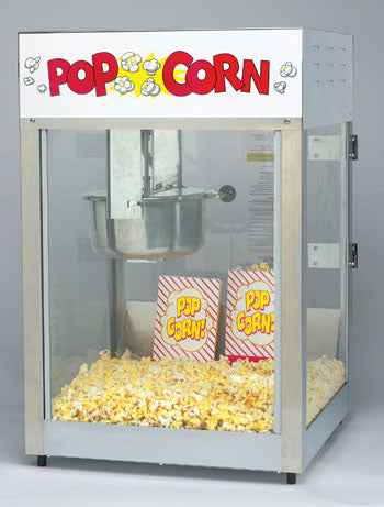 Deluxe Popper - 60 Special 2660, Popcorn Equipment, Cromers Pnuts, LLC - Cromers Pnuts, LLC