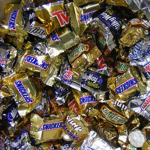 Hershey Miniatures Chocolate Mix, 2 LB. Bag - $14.96, Candy Classics, Cromers Pnuts, LLC - Cromers Pnuts, LLC