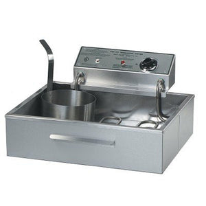 FW-12 Fryer with Drain 230V - 8050D