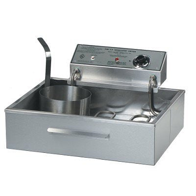 FW-12 Fryer with Drain 230V - 8050D - $1039.00