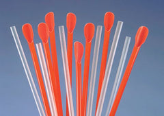Neon Spoon Straws (asst) 400 CT, Snow Cone Supplies, Cromers Pnuts, LLC - Cromers Pnuts, LLC