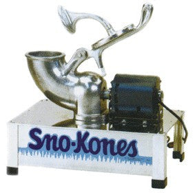 Shavette Ice Shaver 1006 - $469.00, Snow Cone Equipment, Cromers Pnuts, LLC - Cromers Pnuts, LLC