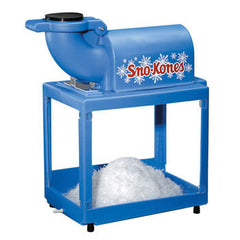 Sno-King Sno-Kone Machine - $699.00, Snow Cone Equipment, Cromers Pnuts, LLC - Cromers Pnuts, LLC