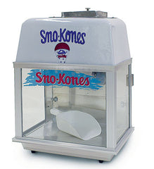 Bliz Whiz Ice Shaver - 1001 - $1495.00, Snow Cone Equipment, Cromers Pnuts, LLC - Cromers Pnuts, LLC