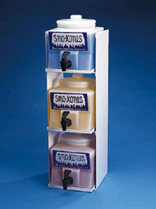 Vertical Dispenserack 1067 - $143.95, Snow Cone Equipment, Cromers Pnuts, LLC - Cromers Pnuts, LLC