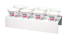 8 Hole Snow Cone Counter Tray - $31.95, Snow Cone Supplies, Cromers Pnuts, LLC - Cromers Pnuts, LLC