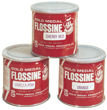 Sassy Apple Flossine, 1 lb, Cotton Candy Supplies, Cromers Pnuts, LLC - Cromers Pnuts, LLC