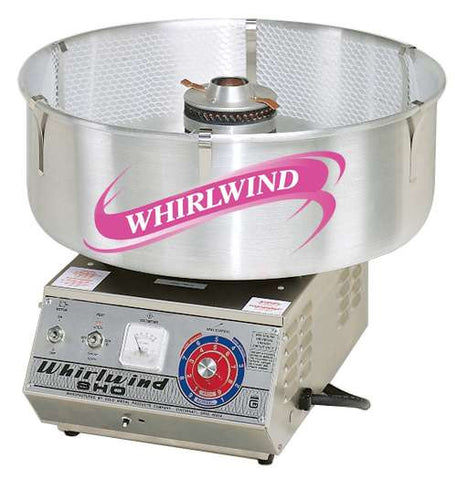 Whirlwind Super Deluxe Floss Machine - 3009 - $1839.00, Cotton Candy Equipment, Cromers Pnuts, LLC - Cromers Pnuts, LLC