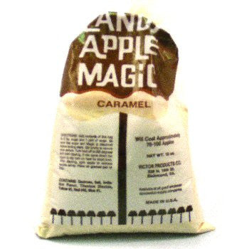 Caramel Candy Apple Magic, 1 lb, Candy Apple Supplies, Cromers Pnuts, LLC - Cromers Pnuts, LLC