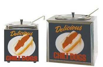 Chili Dog Warmer - 2205 110 Volt - $339.00, Hot Dog Equipment, Cromers Pnuts, LLC - Cromers Pnuts, LLC