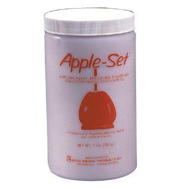 Apple Set 1 lb, Candy Apple Supplies, Cromers Pnuts, LLC - Cromers Pnuts, LLC