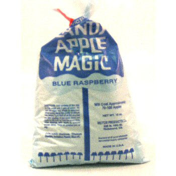 Blue Raspberry Candy Apple Magic, 1 lb, Candy Apple Supplies, Cromers Pnuts, LLC - Cromers Pnuts, LLC