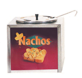 Cheese Warmer - HTD Pump 2197NS, Snack Bar Equipment, Cromers Pnuts, LLC - Cromers Pnuts, LLC