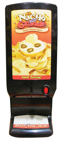 Nacho Cheese Dispenser - 5300 - $499.95, Snack Bar Equipment, Cromers Pnuts, LLC - Cromers Pnuts, LLC