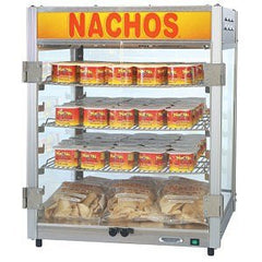 Deluxe Cheese Warmer With 3 Shelves - $699.00, Snack Bar Equipment, Cromers Pnuts, LLC - Cromers Pnuts, LLC
