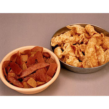 Whitefeather Bacon Puffs - Pork Rinds - 10 lb - $59.95, Snack Bar Supplies, Cromers Pnuts, LLC - Cromers Pnuts, LLC
