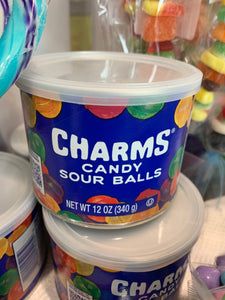 Charms Sour Candy Balls