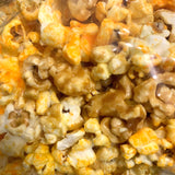 Charm Corn (Cheese and Caramel Popcorn)