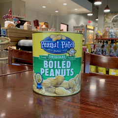 Boiled Peanuts, Canned, 6 lb. Can