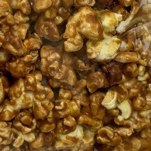 Pecan Double Coated Caramel Popcorn