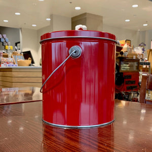 1 Gallon - Red Tin