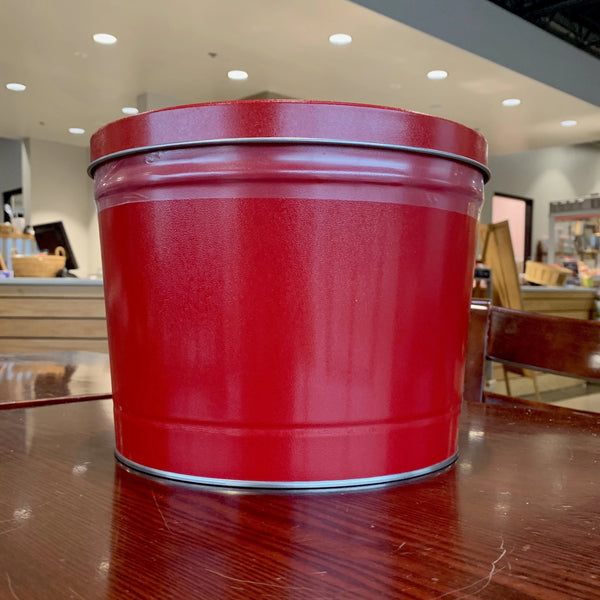 2 Gallon - Red Tin