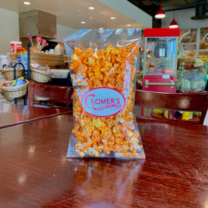 Spicy Nacho Corn - Flavor of the Week