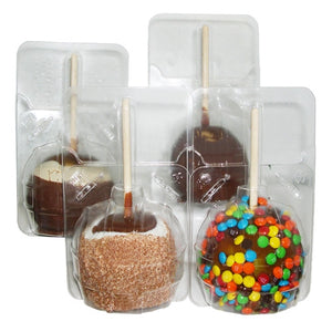 Caramel Apple Tray, Candy Apple Supplies, Cromers Pnuts, LLC - Cromers Pnuts, LLC