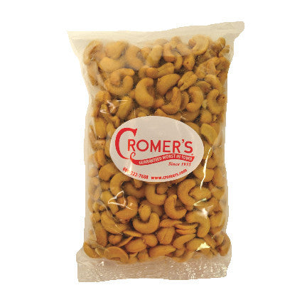 Salted Cashews, 1 lb. - $15.99