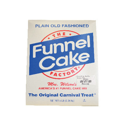 Funnel Cake Mix, 5 lb