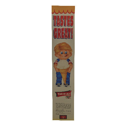 Flared Ice Cream Cones, 100, Snack Bar Supplies, Cromers Pnuts, LLC - Cromers Pnuts, LLC