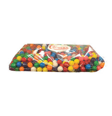 Gumballs Assorted, (3650 count) $42.95, Gum and Candy Vending Supplies, Cromers Pnuts, LLC - Cromers Pnuts, LLC