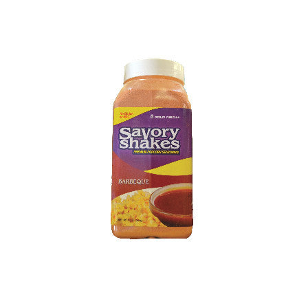 Shake on Bar-B-Q, 18 oz., Popcorn Supplies, Cromers Pnuts, LLC - Cromers Pnuts, LLC
