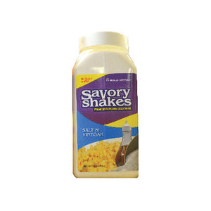 Shake on Salt & Vinegar, 18 oz., Popcorn Supplies, Cromers Pnuts, LLC - Cromers Pnuts, LLC