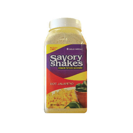Shake on Hot Jalapeno